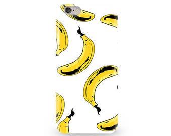 Banana iPhone 5 Case iPhone SE Banana Case iPhone 7 Plus Banana Case Banana iPhone 6S Plus Cover Banana iPhone 6 Case iPhone 7 Banana Case