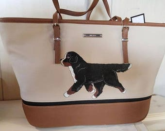 Bernese Mountain Dog Handbags