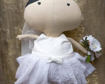 Doll - bride