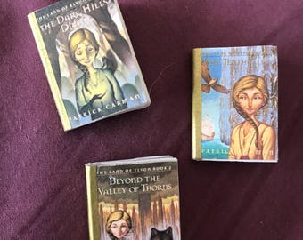Mini The Land Of Elyon book set