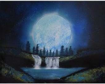 Blue Moon Falls (Original)
