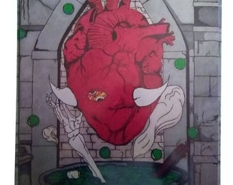 Demonic Angel Heart