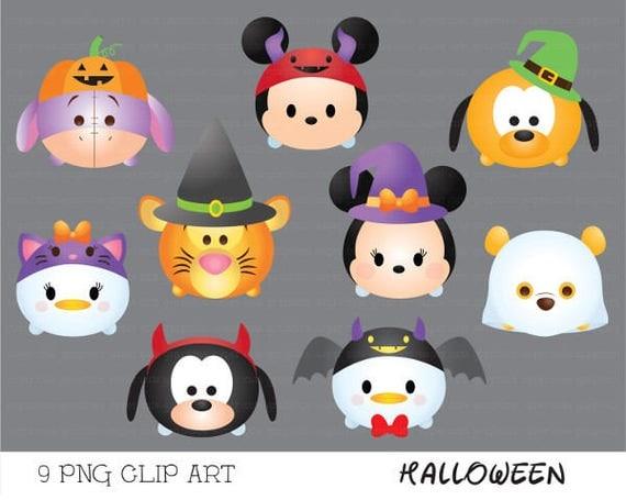 La Puntada De La Princesa Jasmine De Disney Tsum Tsum: Halloween Tsum Tsum Clipart Tsum Tsum Graphics Halloween