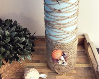Beach Decor Vase