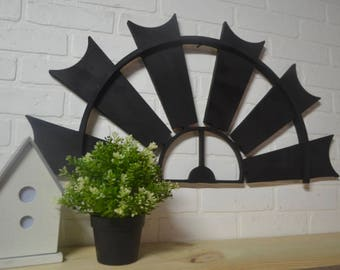 3d Wooden Windmill Farmhouse Decor Wood Cut Out Wall Decor