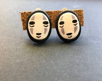 NoFace Earrings