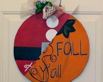 Christmas Door Hanger,Thanksgiving Door Hanger, Welcome Door Hanger, Door Decor, Door Hanger, Door Art, Wreath
