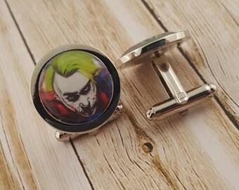 The Joker Cufflinks