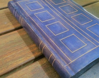 River Song's Leather Diary