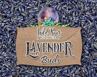 Lavender Flowers - Lavandula x intermedia -aka Lavandin {{Organically Grown}}