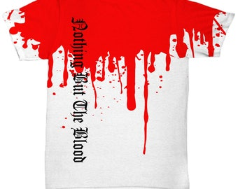Nothing But The Blood Tee