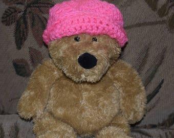 Baby Crochet Cap Beanie