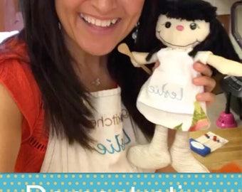 Demo doll
