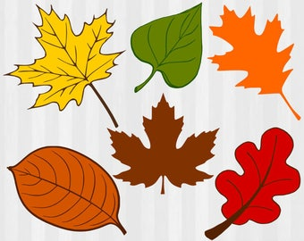 Fall leaves SVG, Fall Svg, Autumn Svg, Fall Sign Svg, Svg File, Digital Cutting File, DXF, Cricut, Silhouette, Print File, cutting file