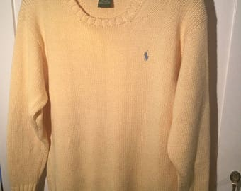 Polo Ralph Lauren vintage knitted sweater