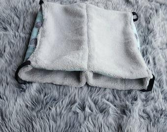 Hedgehog bunker hammock
