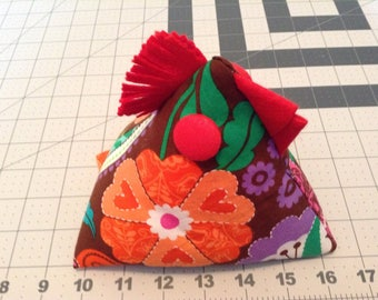 Hippie Chick Fabric Weight/Pin Cushion