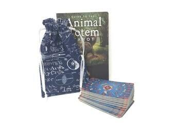 Space Science Tarot Bag, Tarot Pouch, Tarot Deck, Tarot Card Pouch, Tarot Card Holder, Tarot Deck Box, Runes, Runes Bag, Witchcraft