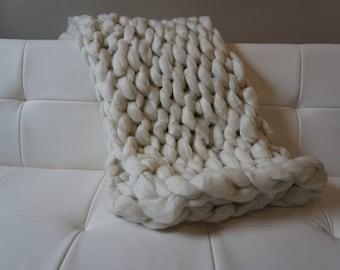 100% Australian 21 micron Merino Wool Blankets