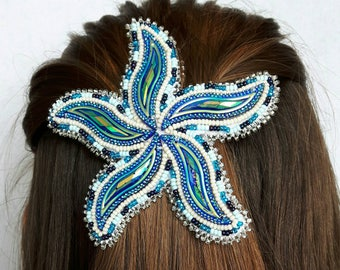 Beaded Star Barrett