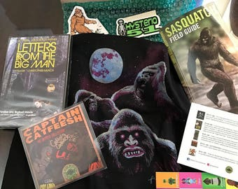 July Cryptid Crate