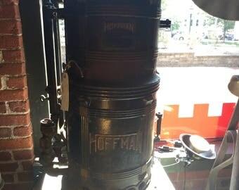 Cast Iron Hoffman Water Heater Circa 1907