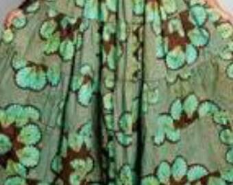 Gabriella maxi gown