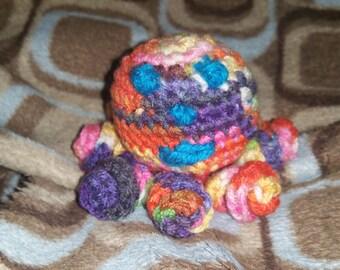 Smiley octopus