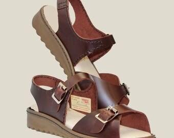 Men Sandals Men Leather Sandals Sandals for Men Men DIY Sandals Kit
