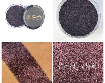 Give Me Mocha - Cosmetic Glitter, Loose Glitter