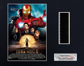 Iron Man 2  8 x 10 Film Cell