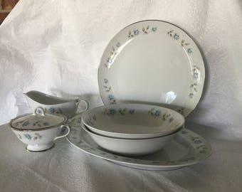Vintage  international  silver co. Elegant Lady design