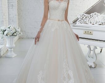Wedding dress wedding dress bridal gown MARYSTELLA