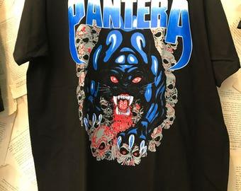 Pantera band tee
