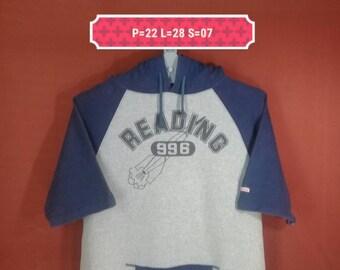 Vintage Cheswick Hoodie Sweatshirt Toyo Ent Shirt Blue Short Sleeve Gray Colour Size L Made In Canada Supreme Sweatshirt Playboy Sweatshirt