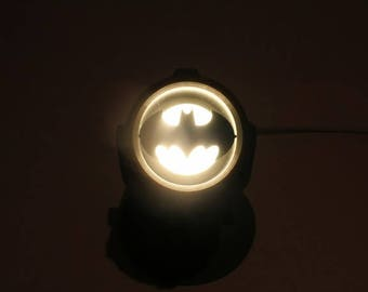 Lámpara Led BATMAN BATSEÑAL / BATSIGNAL Led Lamp
