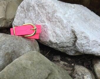 Hot Pink Wrap