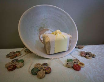 Homemade Chamomile Soap