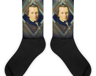 Immanuel Kant Socks
