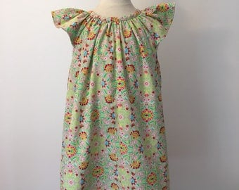 Gathered dress