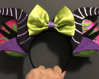 Maleficent Themed Ears