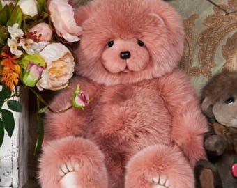 The big pink bear