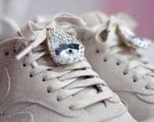 Broches gouttes sneakers