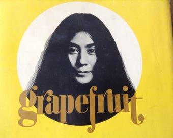 "Yoko Ono ""Grapefruit"" with Introduction by John Lennon"