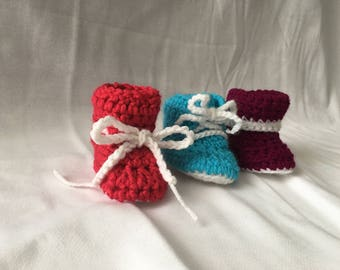 baby booties for boys and girls