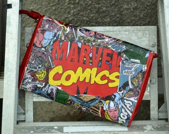 Marvel Comic Envelope Bag
