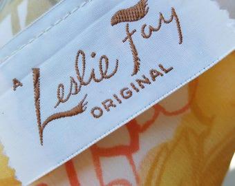 1950's Leslie Fay Original Dress