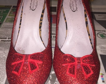 Wizard of oz-ruby slippers-prom-wedding