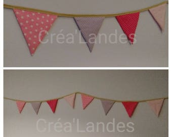 Garland Bunting nursery decor kids birthday gift