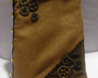 steampunk wallet